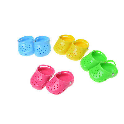 """Beach Sandals Slippers Shoes For 18"""" American Girl Doll Daily Life AcessoryToys*"""