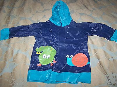 Baby Boys Waterproof Hooded Jacket From Cherokee To Fit Age 18-24 Months