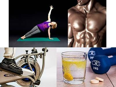 200 + Health and Fitness Ebooks and PLR Articles (Ebook/PDF)