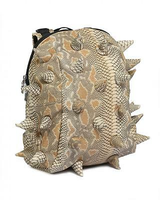 Madpax Pactor Land Rover spiketus rex Half backpack beige & Gold Brand NEW