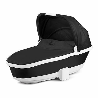 Quinny Foldable Carrycot (Black Irony). BRAND NEW / FAST DELIVERY