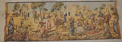 Vintage Long Tapestry - Made in Belgium Moroccan Style Theme