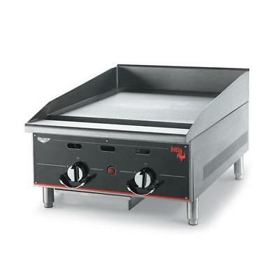 Vollrath - 936GGT - 36 in Cayenne Heavy Duty Flat Top Gas Griddle