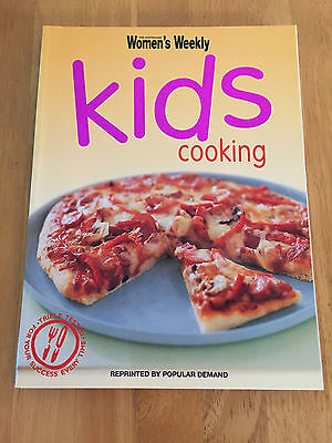 Kids Cooking by The Australian Women's Weekly (Paperback, 2004)