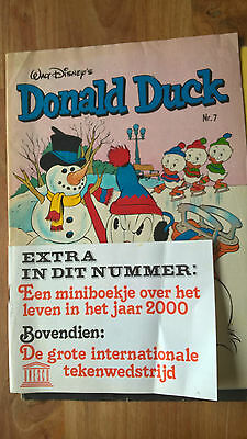 Strip: Walt Disney- Donald Duck- Nr 7