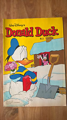 Strip: Walt Disney- Donald Duck- Nr 3