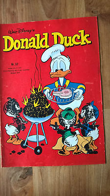 Strip: Walt Disney- Donald Duck- Nr 37