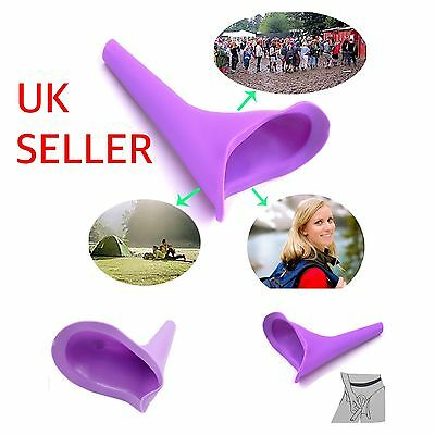 Urinal Device - travel, mobility, disability, camping, hiking, festivals, car