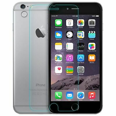 10 x Apple Iphone 6 plus Screen Protector Glass Armor Genuine Tempered