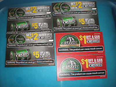 Grizzly  Coupons Saving $23.00