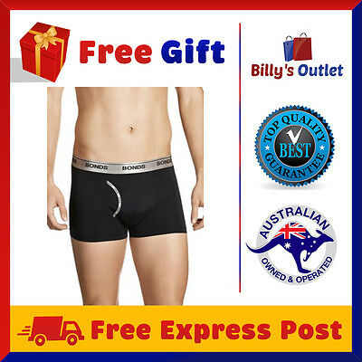 5 Pack Bonds Mens Microfibre Underwear Guyfront Trunks Briefs Boxer Shorts