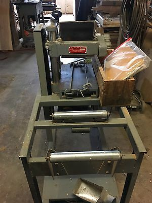 Williams And Hussey Molder Planer