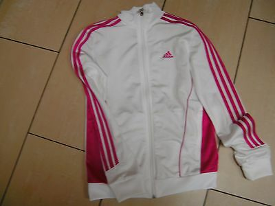 Veste Adidas Fille  Tl Xs  Neuf