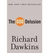 The God Delusion by Richard Dawkins (2006, Hardcover)  Like New