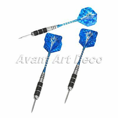 Aluminum alloy Shaft Needle Dart NiceJC 6x Professional 22gram Steel Tip Darts