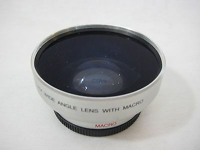 Digital Concepts Digital High Definition 0.45x Wide Angle Lens With Macro, Japan