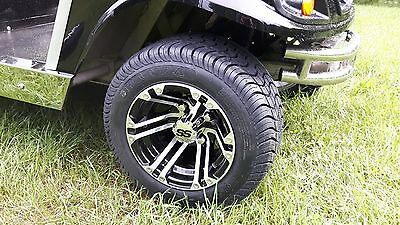 Golf Cart Wheel and DOT tire Combo  10'' wheel  *** Fits all golf cart ! ***