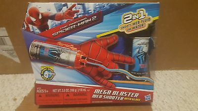 The Amazing Spider-Man 2: Mega Blaster Web Shooter with Glove