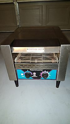 Toastmaster Commercial Conveyor Toaster Oven Model TC14 - Bagel/Toast - 208Volt