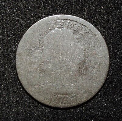 1797 U.S. Draped Bust Large Cent Early Copper Type Coin