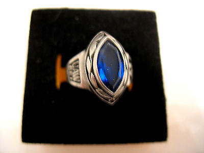 Rare United Auto Workers Uaw 651 25 Year Award Ring No.res