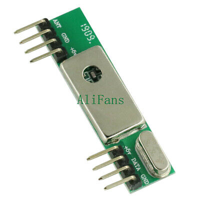 New RXB6 433Mhz Superheterodyne Wireless Receiver Module for Arduino/ARM/AVR