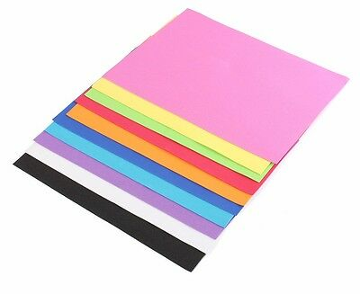 10 Sheets Sponge EVA Foam Thick A4 Paper Kids Handmade Hand Craft Supplies