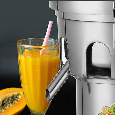 Commercial Stainless Steel Fruit/Vegetable Juice Extractor Juicer and Squeezer