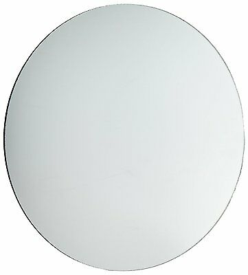American Educational Concave Spherical Silver-Backed Glass Mirror With Ground Ed