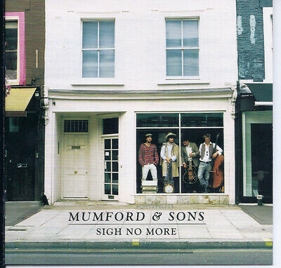 Mumford and Sons / Sigh No More *NEW* Music CD