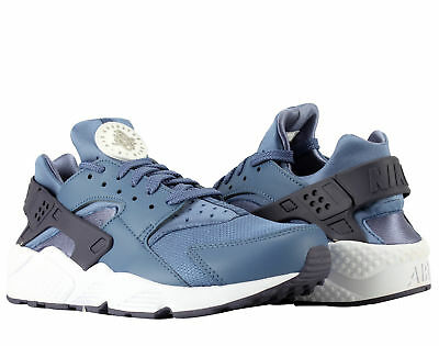 lowest price 63ccb ac904 Nike Air Huarache Blue Moon Pale Grey Men s Running Shoes 318429-414