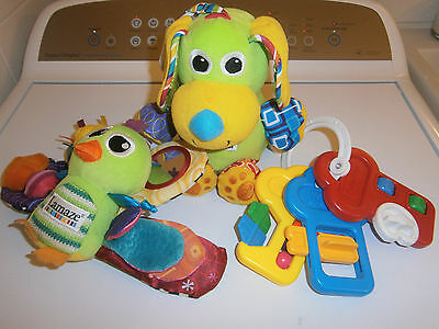 Baby/Toddler Lamaze and Fisher and Price Toys