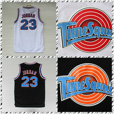 Michael Jordan 23 Basketball Jersey space Jam Tune Squad LOONEY TOONES KIDS