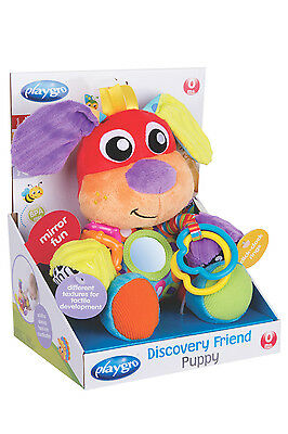NEW Playgro Toy puppy Assorted
