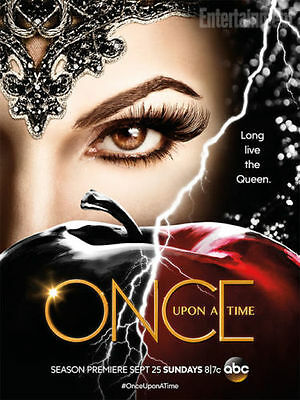 ONCE UPON A TIME: Season 6 * Brand New & Sealed *DVD Box Set * Fast Free Postage