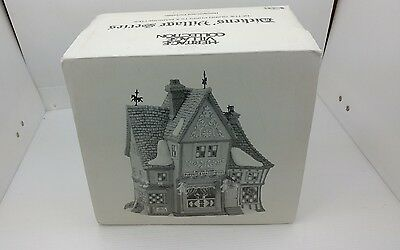 RARE Dept 56 Dickens Village ~ Nettie Quinn Puppets & Marionettes ~ In Box 58344