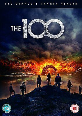 The 100: Season 4 * Brand New & Sealed * DVD Box Set * Fast Free Postage