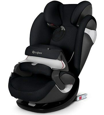 Car seat group 1/2/3 Kg 9-36 Pallas M-Fix Stardust Black Black Cybex