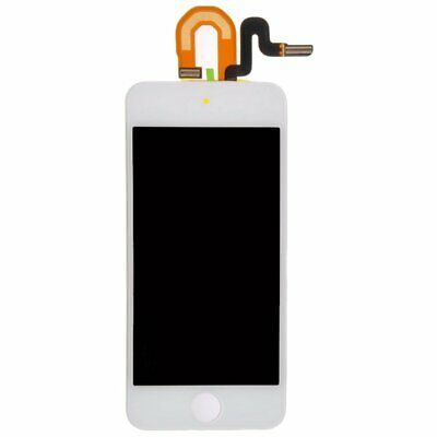 LCD Digitizer Assembly for Apple iPod Touch 5th 6th Gen White Front Glass Touch