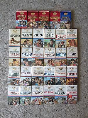 Lot of 29 DANA FULLER ROSS Books, Complete 24 Wagons West + 5 Holt's Series