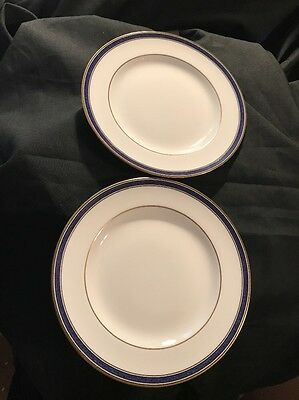 2 Spode Lausanne Tea/side Plates 6.26""