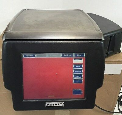 Hobart HLX Digital Scale with Printer System In Great Condition #2