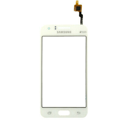Digitizer for Samsung J100 Galaxy J1 Duos White OEM Front Glass Touch Screen