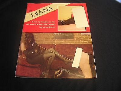 Diana III - A.D. Publication, Volume 1 Number 3 - Adult Magazine