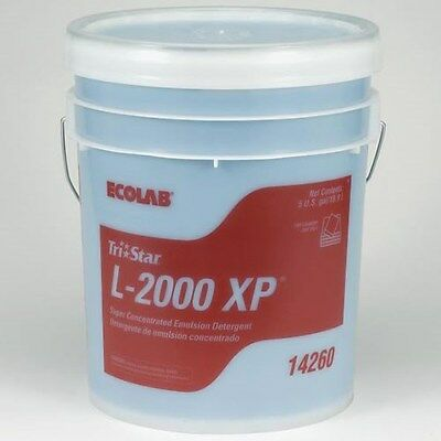 ECO 6100031 Ecolab TriStar L2000XP Laundry Detergent (5gl) -- Get It Done Right