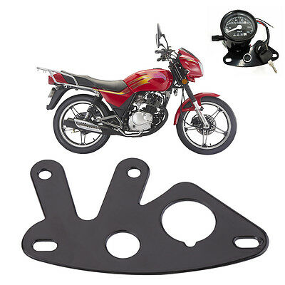 Motorcycle ATV Instrument Bracket Speedometer Odometer Mount Stand Support Hot