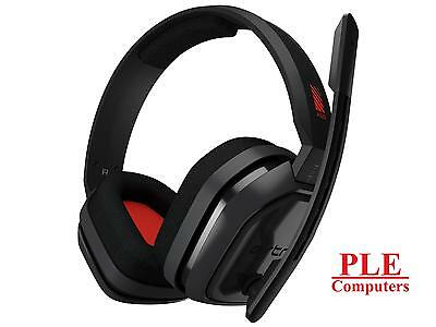 Astro A10 PC Gaming Headset Black/Red[BM9173]