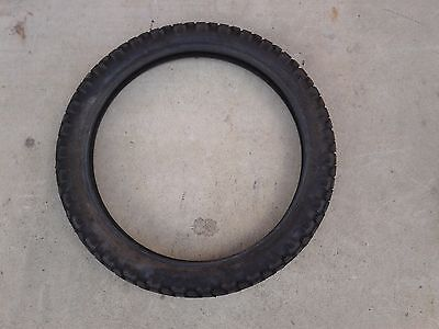 """Kings Tire Front 3 x 21"""" Road Trail Dot Approved"""