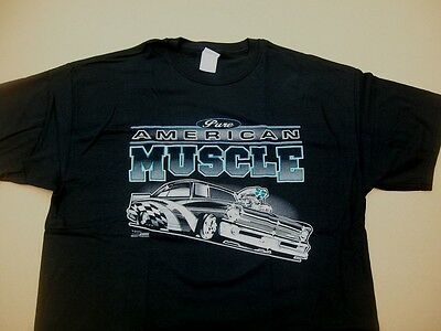 1967 Chevrolet Nova T-Shirt Pure American Muscle Car Chevy Promod