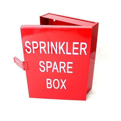 24 Head Sprinkler Spares Box